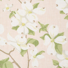 Load image into Gallery viewer, Schumacher Blooming Branch Upholstery Drapery Fabric / Blush
