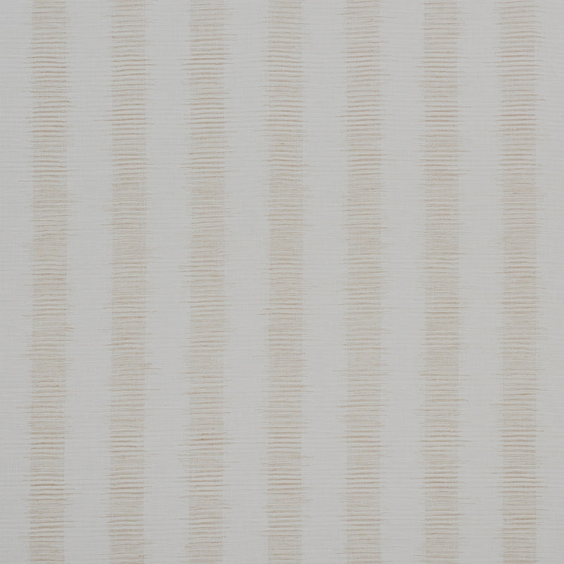 Schumacher Attleboro Ikat Fabric / Natural