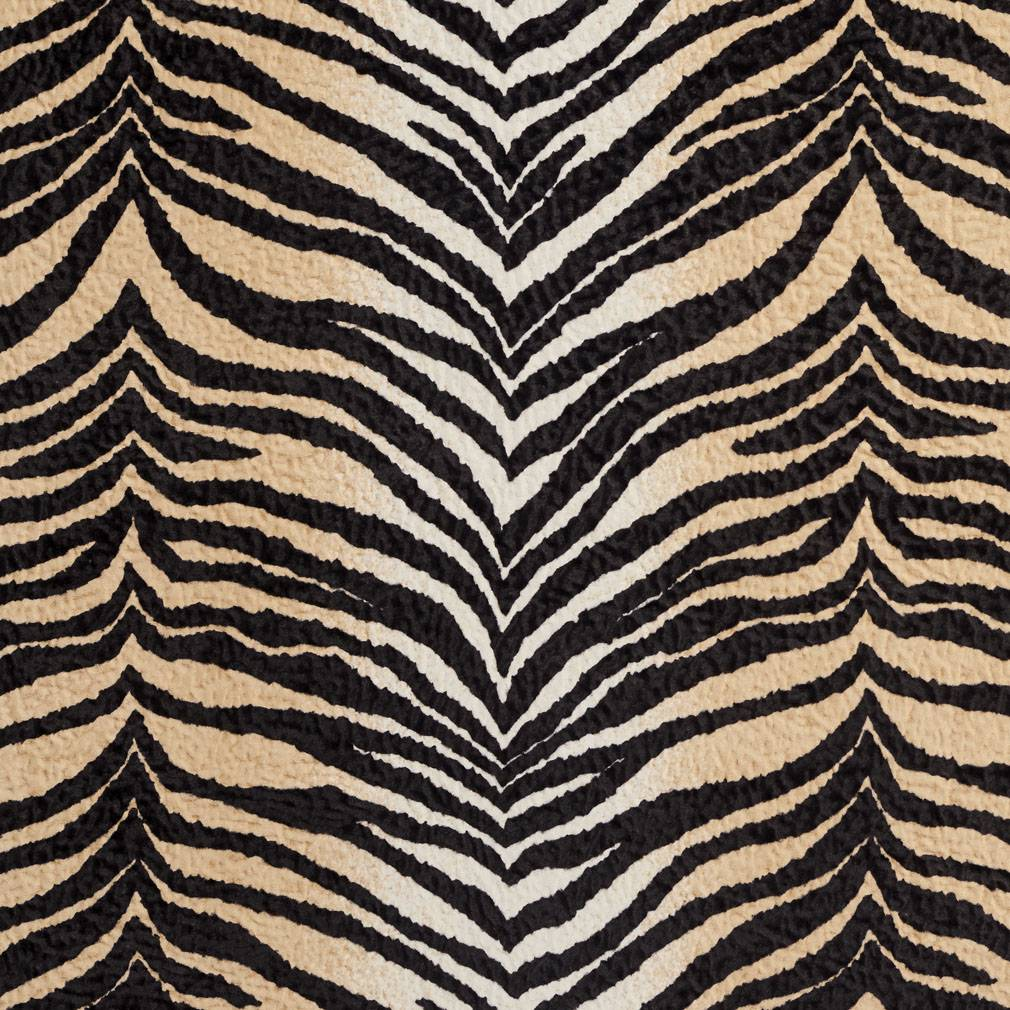 Essentials Performance Stain Resistant Microfiber Upholstery Fabric / Dune Tiger