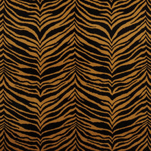Load image into Gallery viewer, Essentials Performance Stain Resistant Microfiber Upholstery Fabric / Bengal Tiger