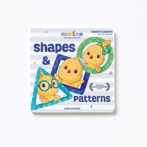Bilingual Firsts: Shapes & Patterns