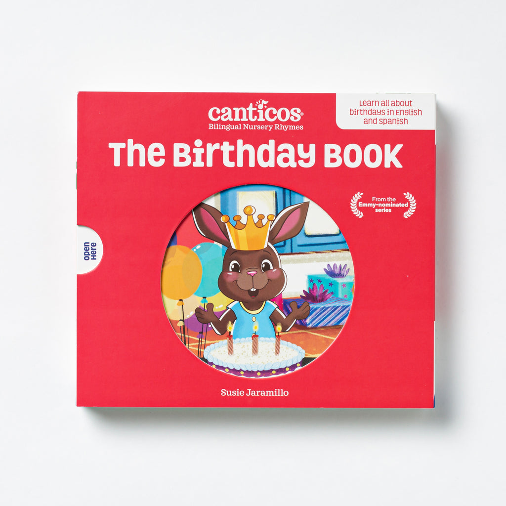 Bilingual Nursery Rhymes: The Birthday Book