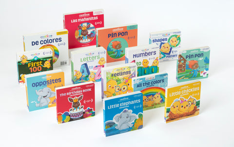 Board Book Collection Bundle