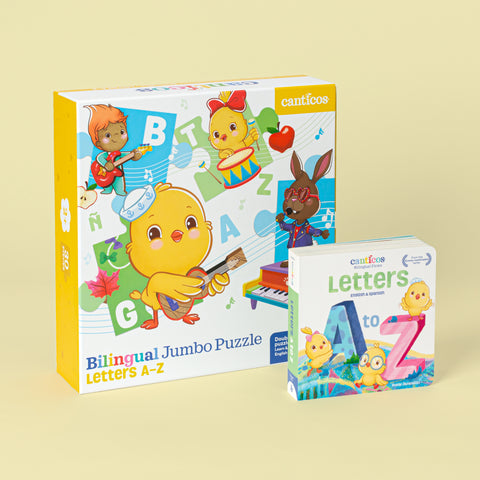 Letters A to Z Gift Bundle
