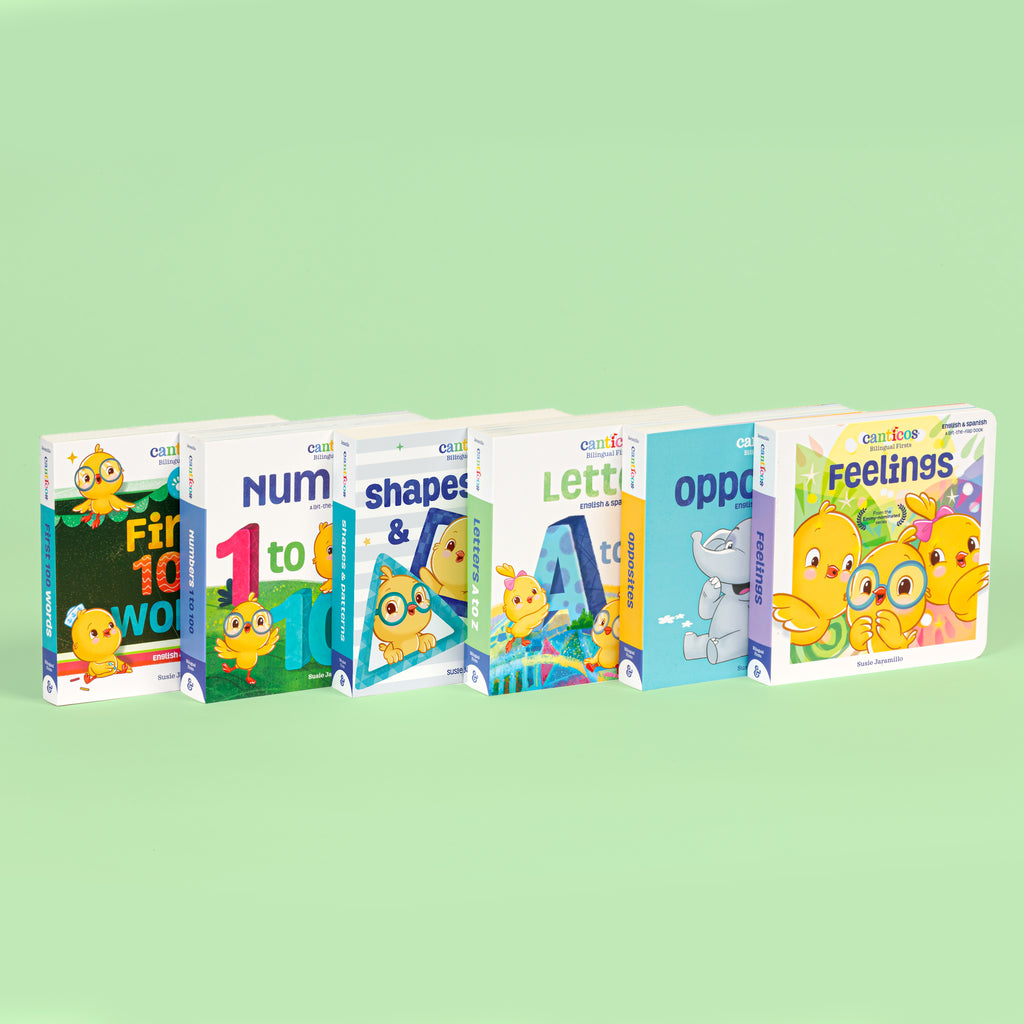 Bilingual Firsts Collection Bundle