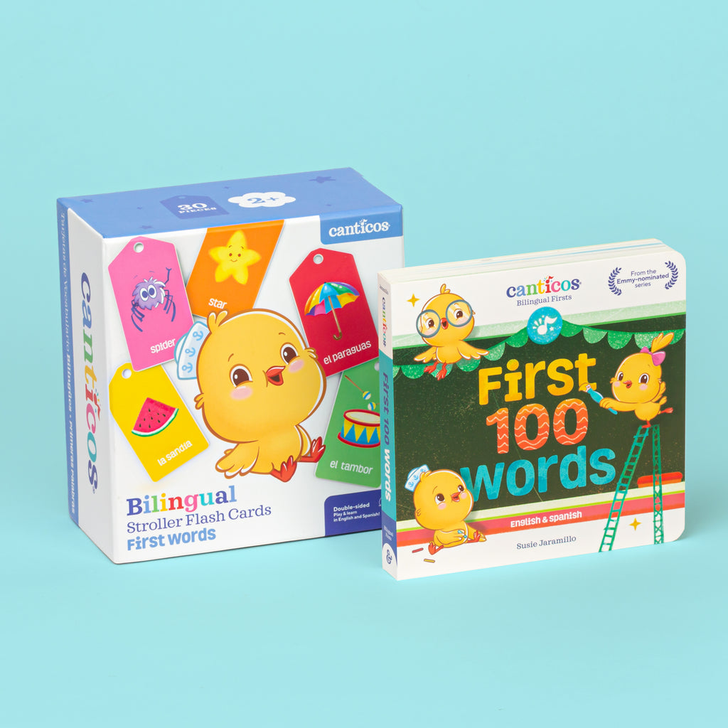 First Words Gift Bundle