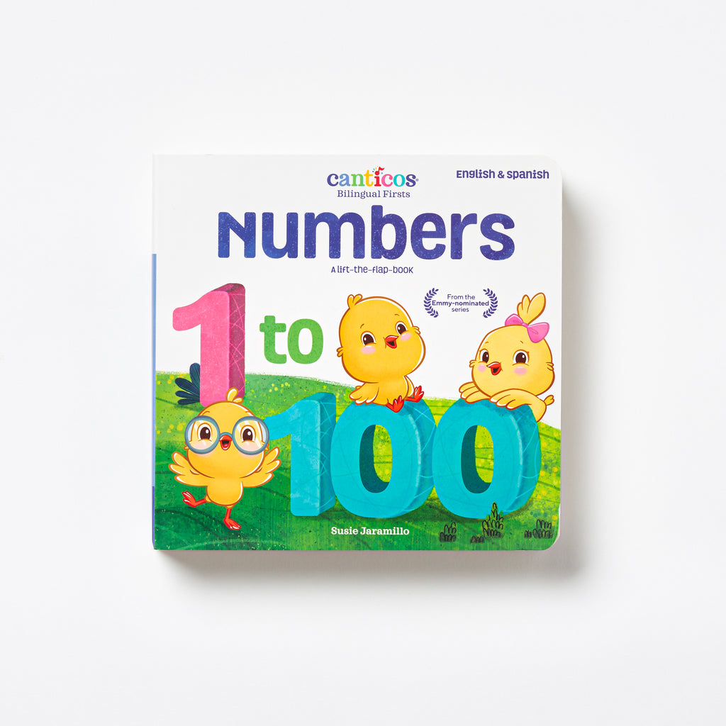 Bilingual Firsts: Numbers 1 to 100
