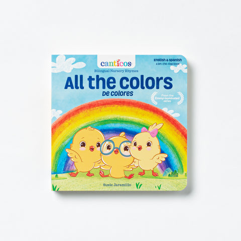 Bilingual Nursery Rhymes: All the Colors / De Colores
