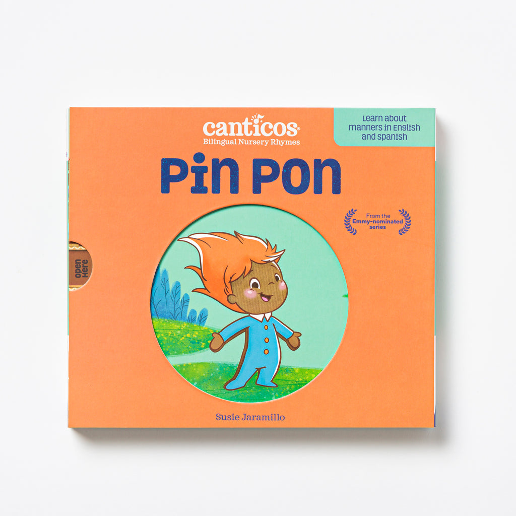 Bilingual Nursery Rhymes: Pin Pon