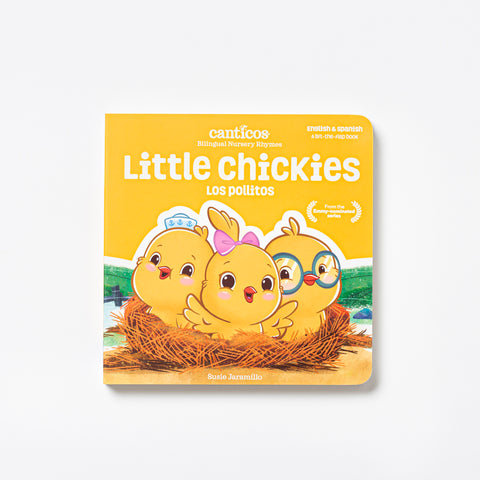 Bilingual Nursery Rhymes: Little Chickies