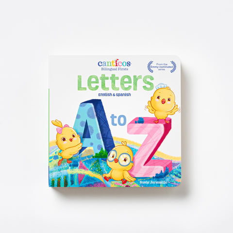 Bilingual Firsts: Letters A to Z