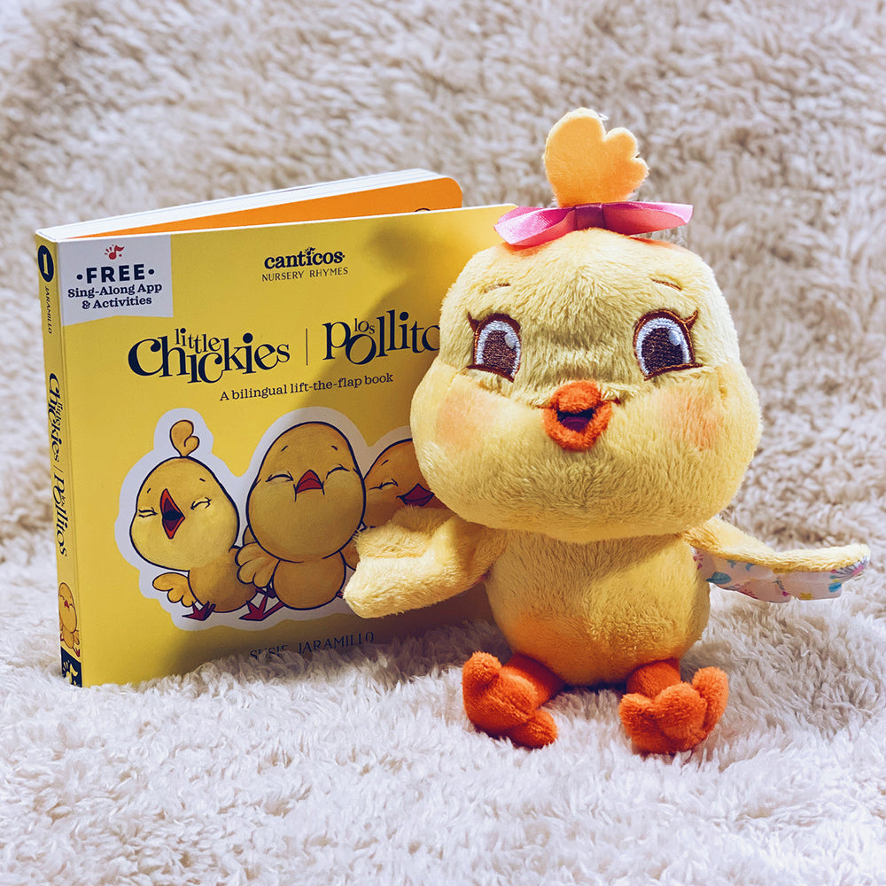 Kiki Chickie Plush Bundle Set