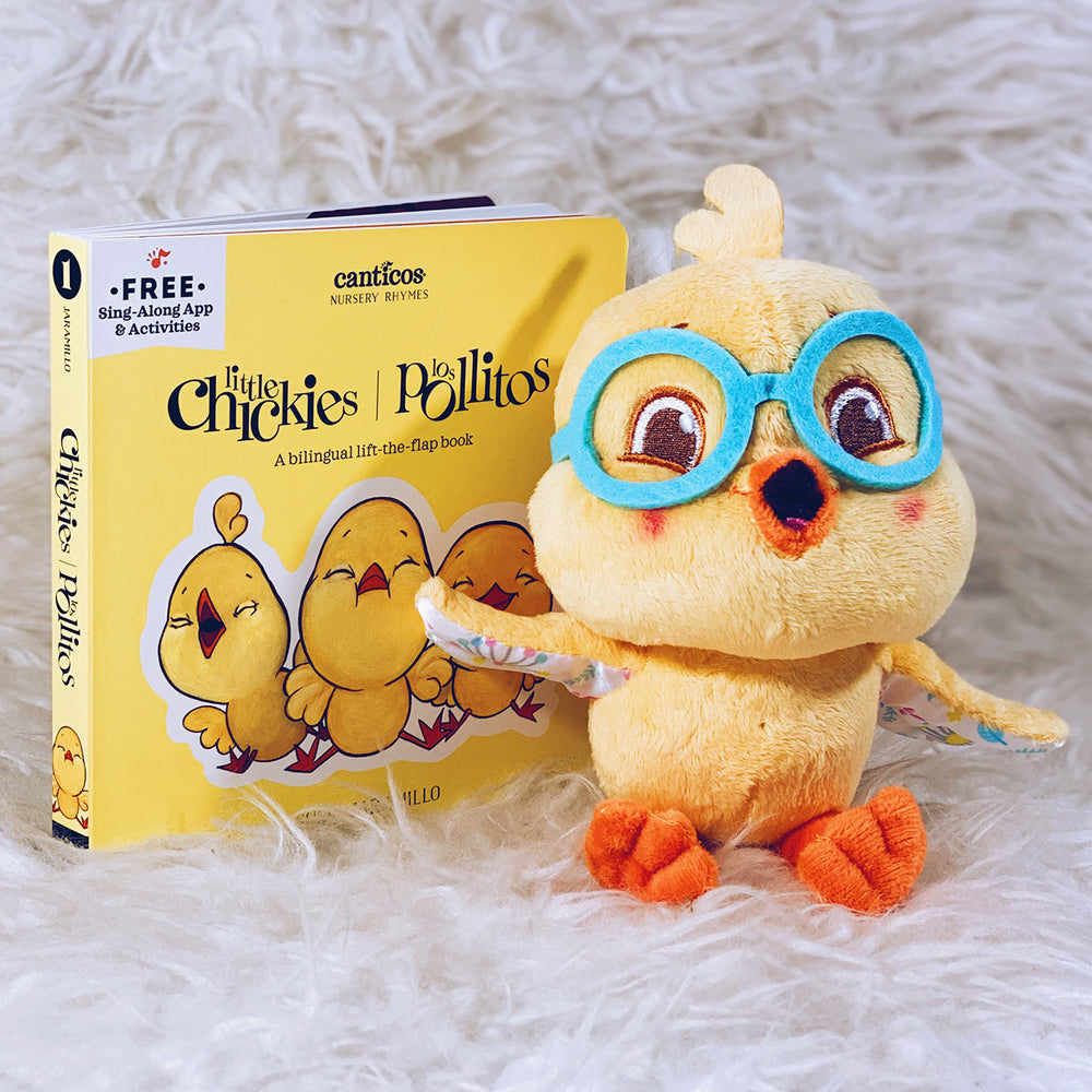 Nicky Chickie Plush Bundle Set