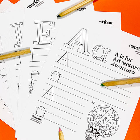 Printable Vowels Activity Sheets