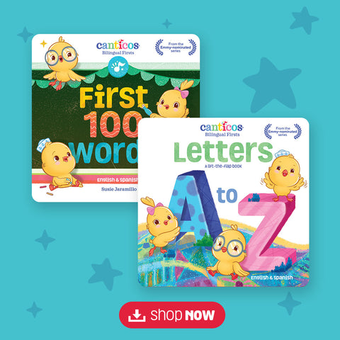 Digital Book Bundle: Letters A to Z & First 100 Words