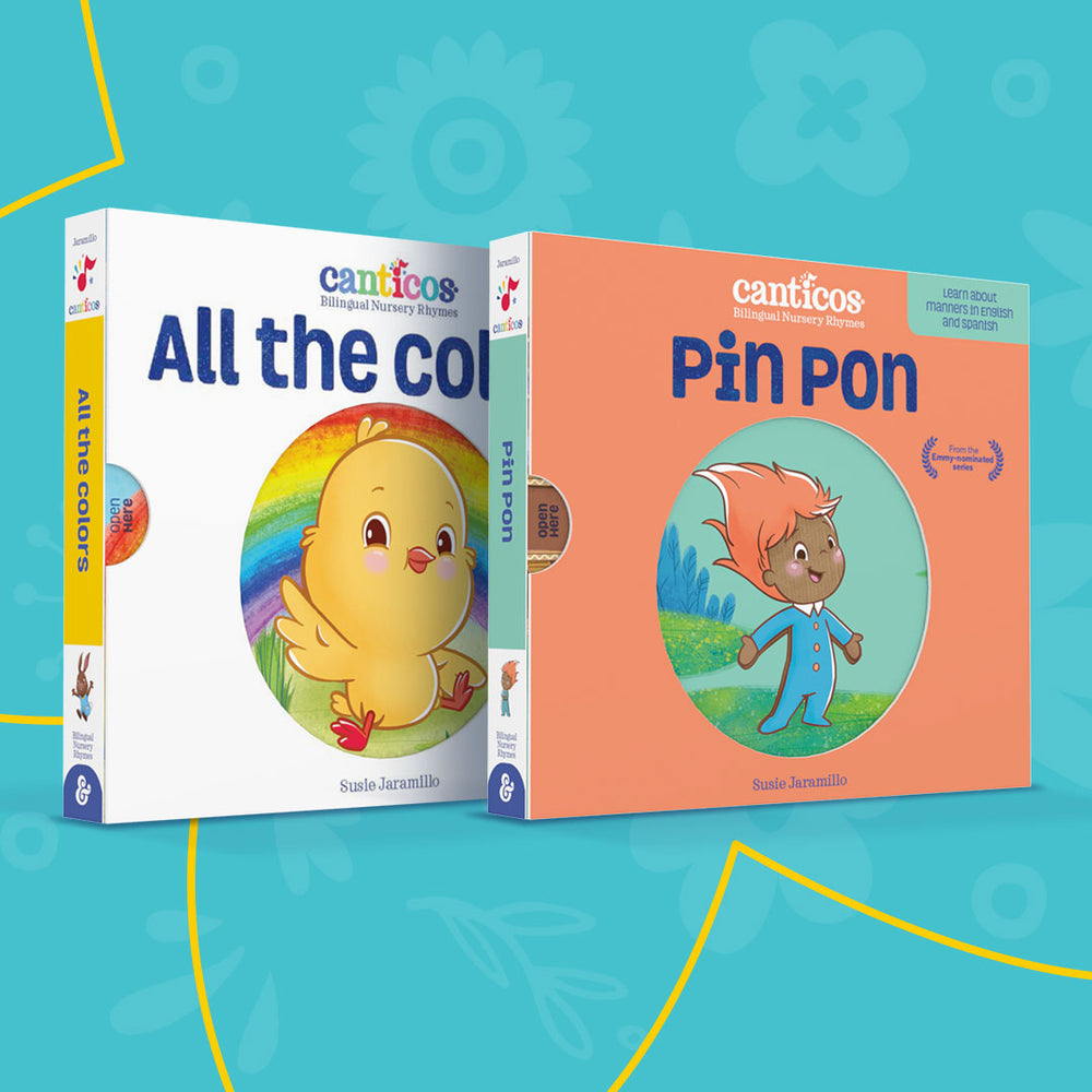 Bilingual Nursery Rhymes Set
