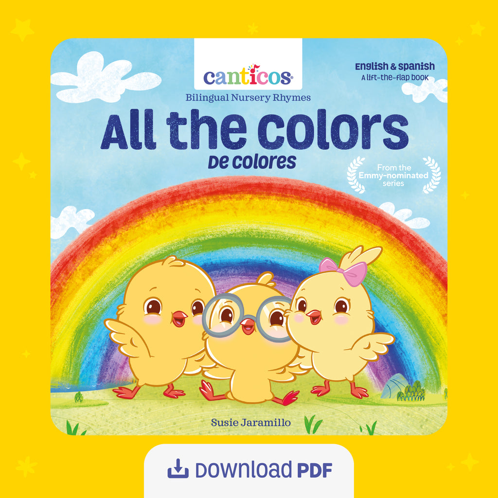 All the Colors PDF Download Book