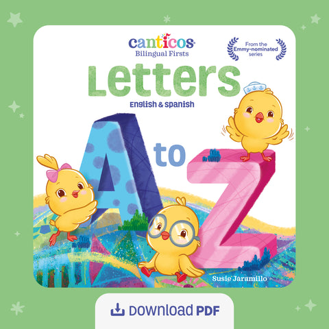 Digital Collection: Letters A to Z