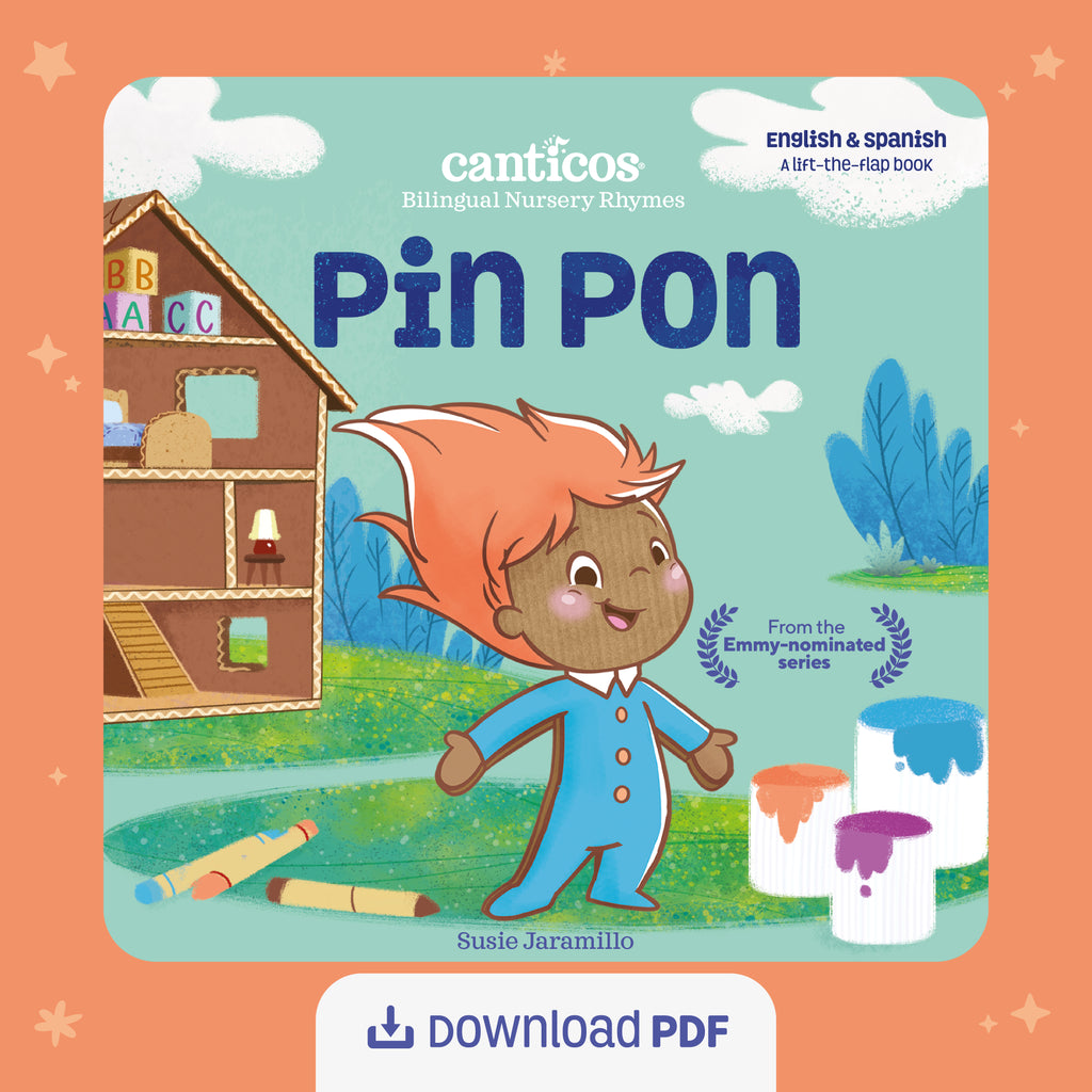 Pin Pon - Bilingual  PDF Download Digital Book