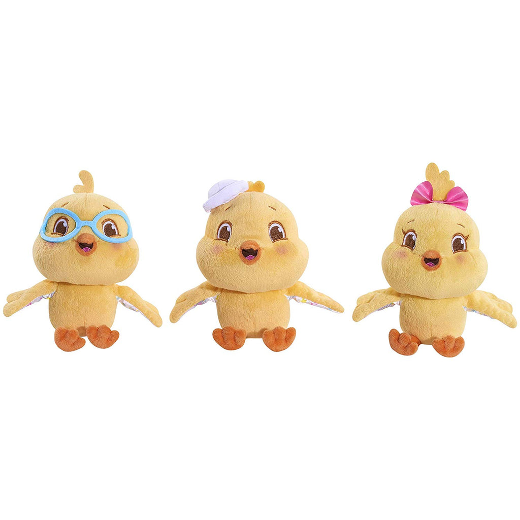 Little Chickies Plush Bundle