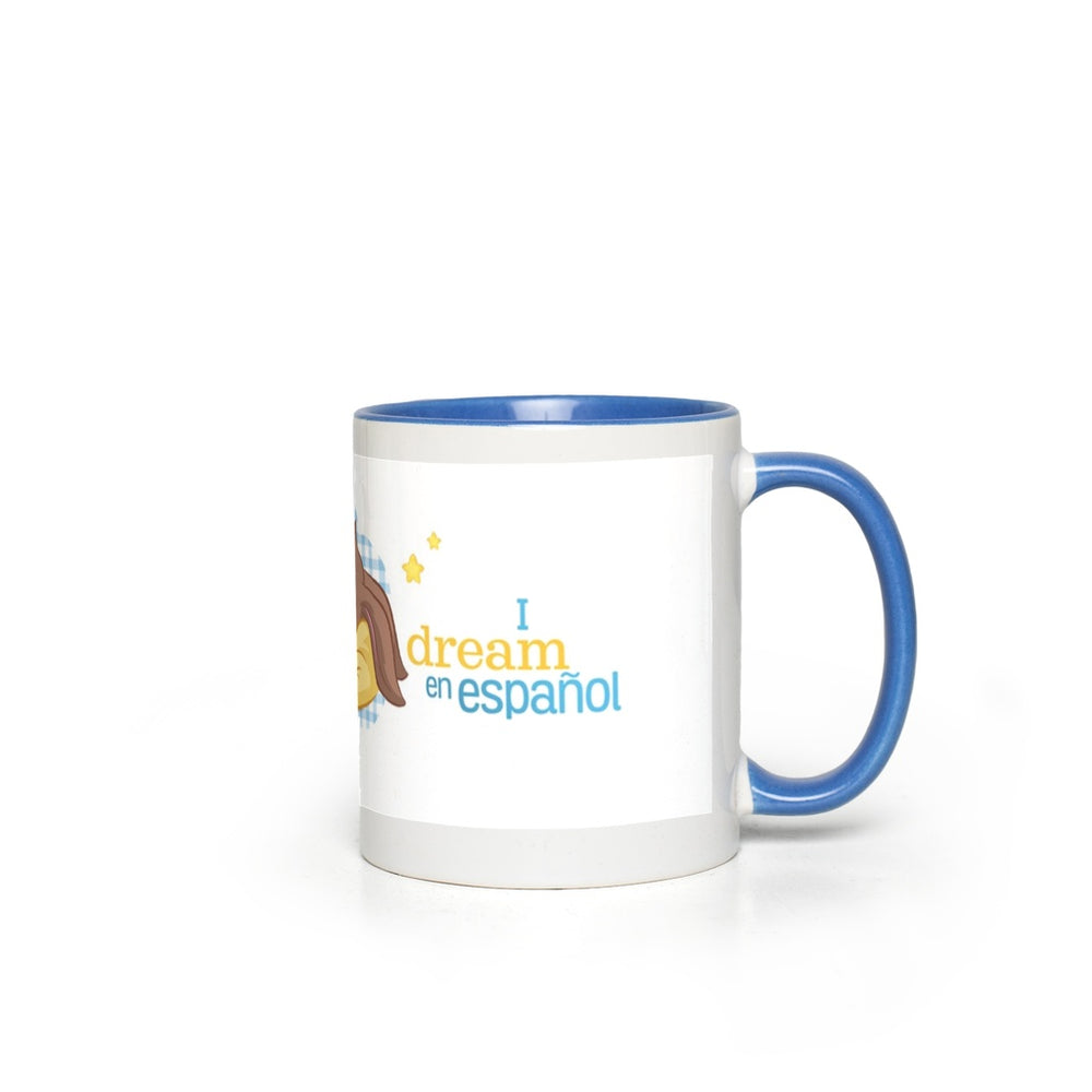 """I dream en espanol"" Sammy Mug"