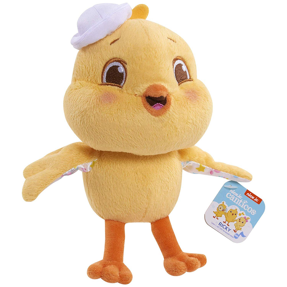 Ricky Chickie Plush with Sound