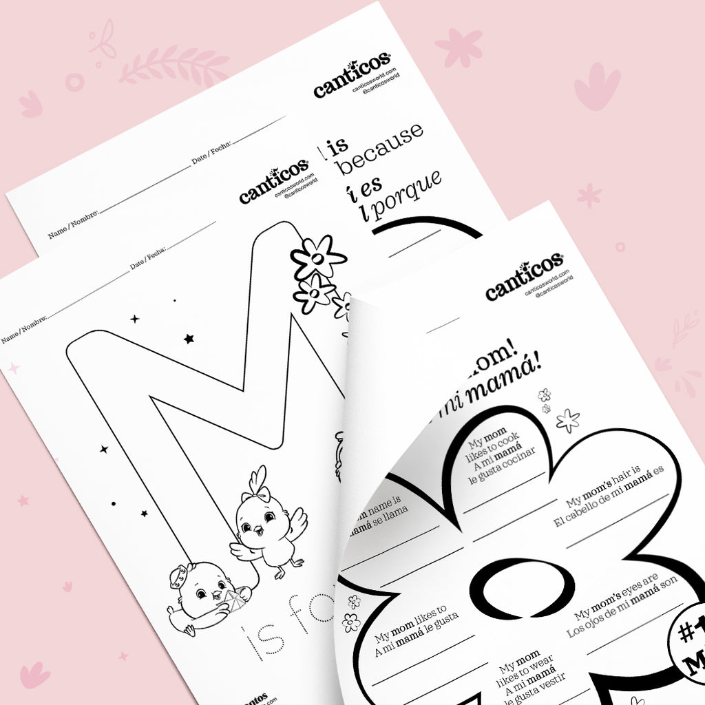 Mother's Day Printable Kit