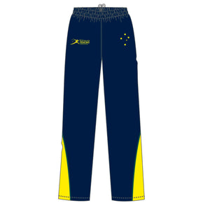 Women's AFF Navy Tracksuit Pants