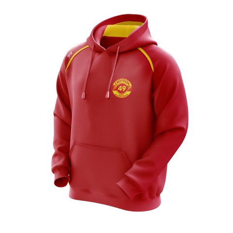 Womens Croydon Athletics Club Hoodie