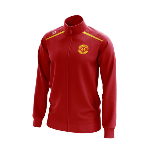 Mens Croydon Athletics Club Tracksuit Jacket