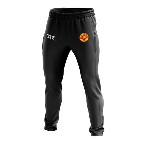 Mens Croydon Athletics Slim Tracksuit Pant