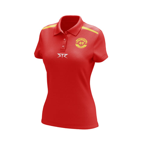 Womens Croydon Athletics Club Polo