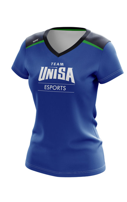 Women's UniSA ESports Performance Training T-Shirt