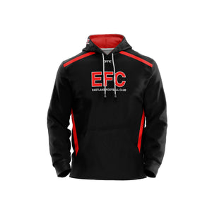 Men's ED Hoodie with Red Piping