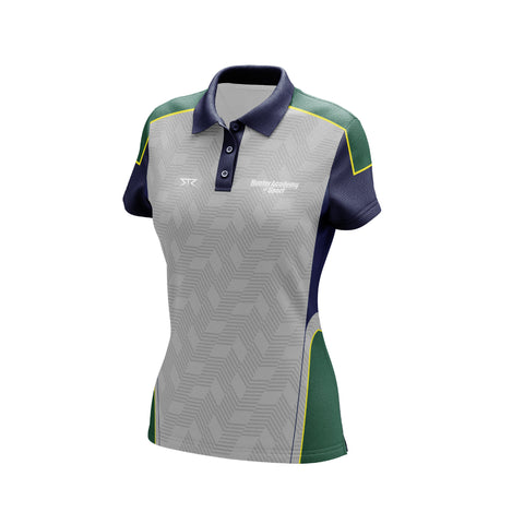 Women's HAS Core Grey Polo