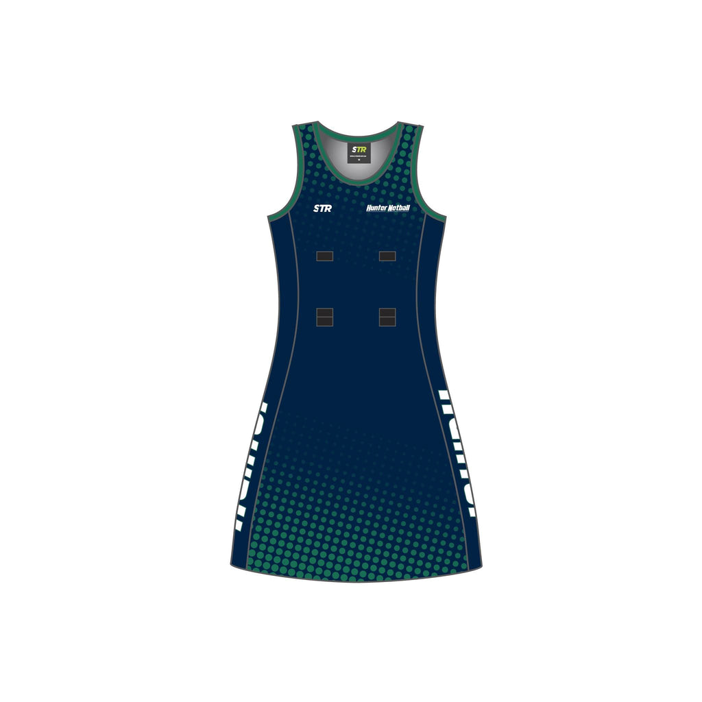 HAS Netball Women's Dress Plus 5cm