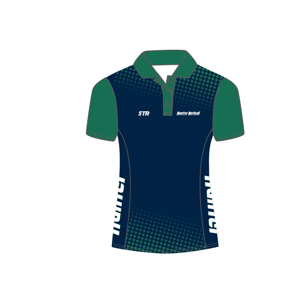 HAS Netball Women's Polo