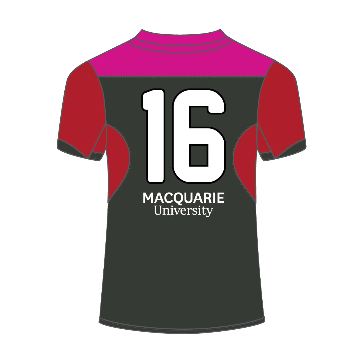 MQU Rugby League Men's Jersey
