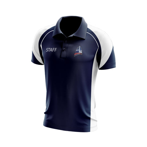 Men's LG Staff Ink Polo