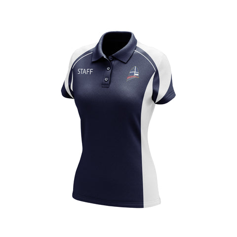 Women's LG Staff Ink Polo