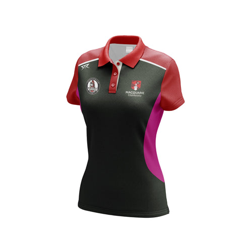 MQU AFL Womens Polo