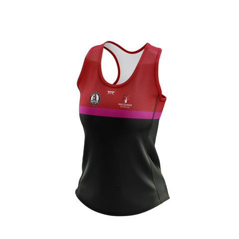 MQU AFL Womens Training Singlet