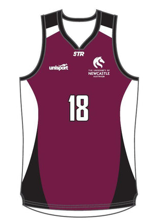 Men's UoN Basketball Singlet