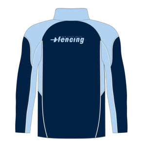 Women's NSW Fencing Jacket with name