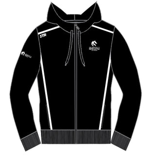 Men's UoN Athletics Zip Up Hoodie