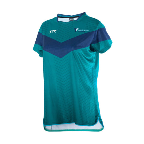 TTV Women's Competition Shirt Teal