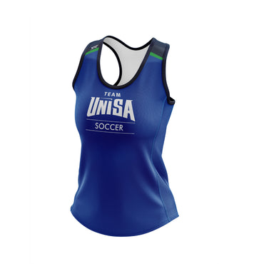 UniSA Women's Football Club Performance Training Singlet