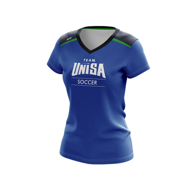 UniSA Women's Football Club Performance Training Tee