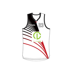 WCWD Basketball Reversible Jersey