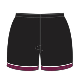 Women's UoN Beach Volleyball Playing Bike Shorts